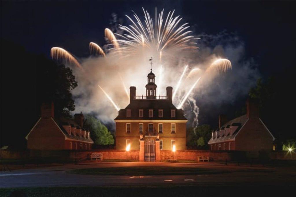 Williamsburg July events