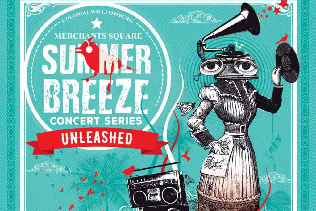 Summer Breeze Concert Series Williamsburg
