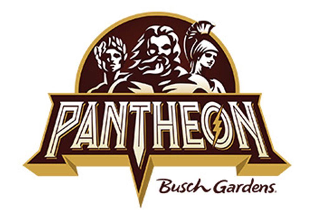 Busch Gardens Introduces Pantheon Coaster