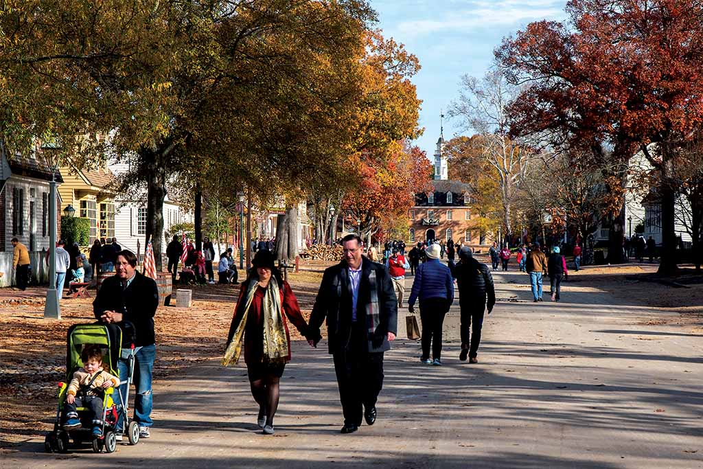 Fall Activities at Colonial Williamsburg
