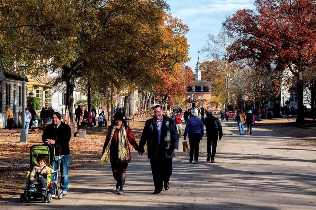 Williamsburg October events, Yorktown October events