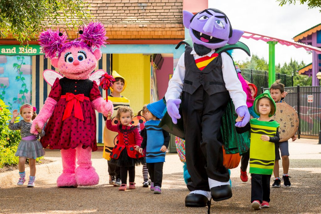 Busch Gardens The Count's Spooktacular 2019