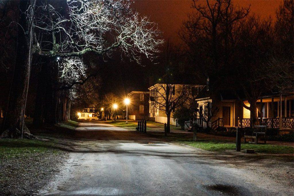 Williamsburg ghost tours