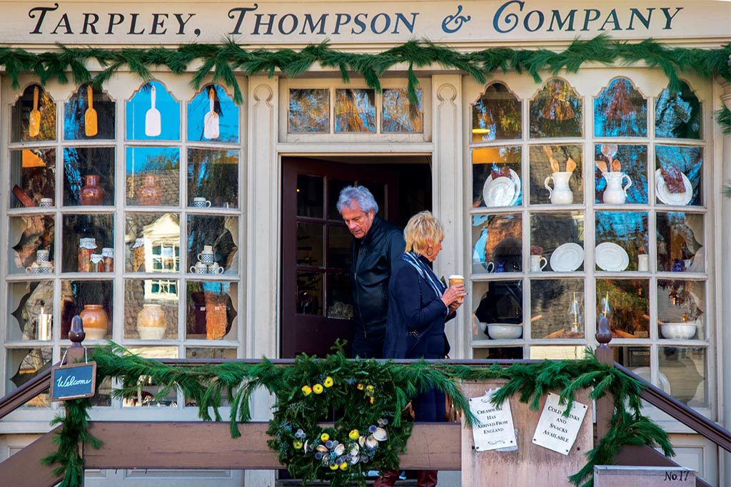 Colonial Williamsburg Holiday Events and Activities 2019