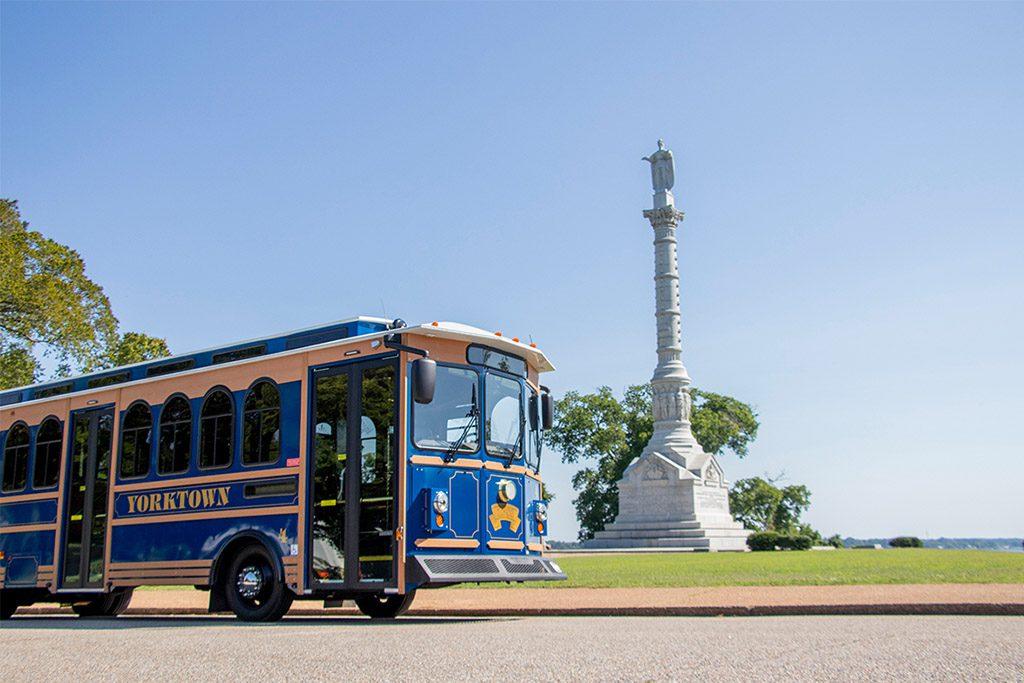 Yorktown Trolley