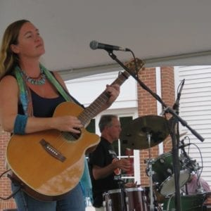 Mercy Creek at 2nd Sundays Music & Art Festival - Williamsburg, VA