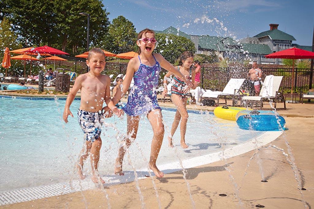 Kingsmill Resort kids activities