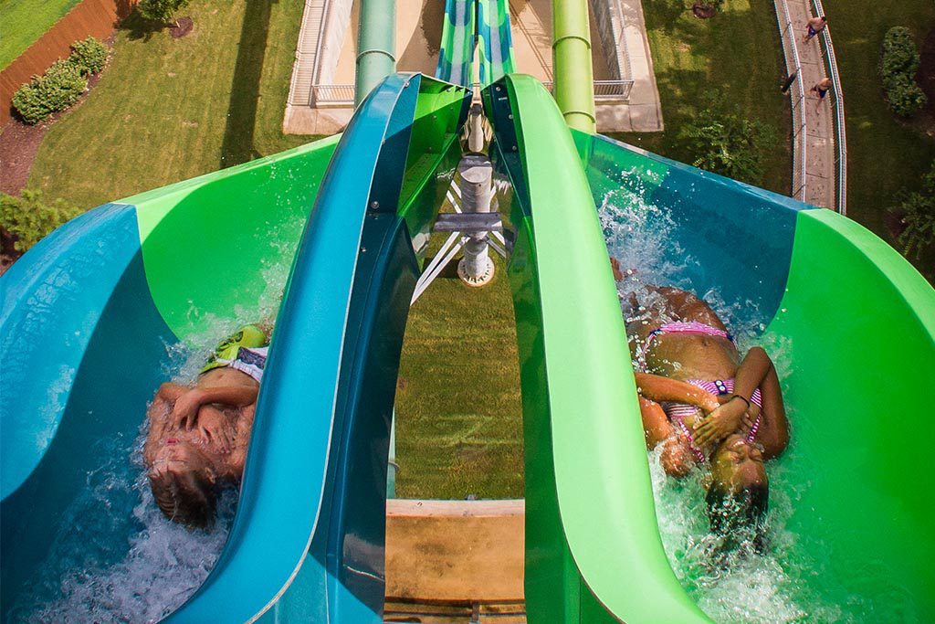 Water Country USA water slides
