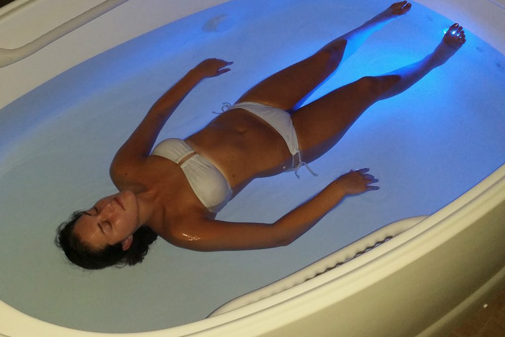 Williamsburg Salt Spa float tank